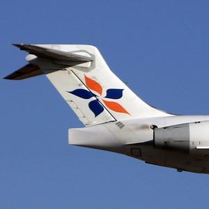 AeBal (Aerolineas de Baleares)-Spanair Link (2000) (Spain)