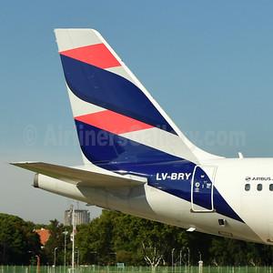 LATAM Airlines Argentina (2016) (Argentina)