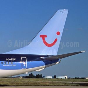 TUI Airlines (2015) (Belgium)