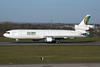 Global Africa Cargo McDonnell Douglas MD-11 (F) Z-GAA (msn 48410) LGG (Rainer Bexten). Image: 931003.