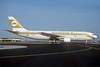 Libyan Arab Airlines (Libyan Airlines) Airbus A300B4-622R SU-GAX (msn 601) (Jacques Guillem Collection). Image: 932151.
