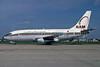 Royal Air Maroc-RAM Boeing 737-2B6 CN-RML (msn 22767) LHR. Image: 929831.