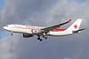 Air Algerie Airbus A330-202 7T-VJV (msn 644) LHR (Keith Burton). Image: 930395.