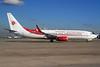 Air Algerie Boeing 737-8D6 WL 7T-VKH (msn 40862) LHR. Image: 926235.