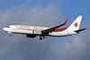 Air Algerie Boeing 737-8D6 WL 7T-VKQ (msn 60753) LHR (SPA). Image: 940688.