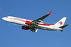 Air Algerie Boeing 737-8D6 WL 7T-VKC (msn 34166) LHR (Keith Burton). Image: 910330.