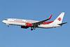 Air Algerie Boeing 737-8D6 WL 7T-VKB (msn 34165) LHR (Keith Burton). Image: 910328.