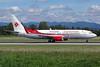 Air Algerie Boeing 737-8D6 WL 7T-VKA (msn 34164) BSL (Paul Bannwarth). Image: 928669.