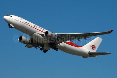 Air Algerie Airbus A330-202 7T-VJX (msn 650) LHR (SPA). Image: 934334.