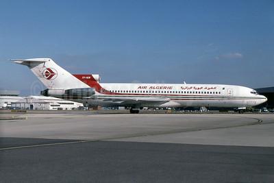 Air Algerie Boeing 727-2D6 7T-VEM (msn 21210) LHR. Image: 937896.