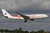 Air Algerie Airbus A330-202 7T-VJV (msn 644) LHR (SPA). Image: 930396.