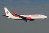 Air Algerie Boeing 737-8D6 WL 7T-VKB (msn 34165) LHR (SPA). Image: 932642.