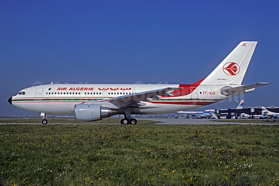 Air Algerie Airbus A310-203 7T-VJC (msn 291) ORY (Jacques Guillem). Image: 932644.