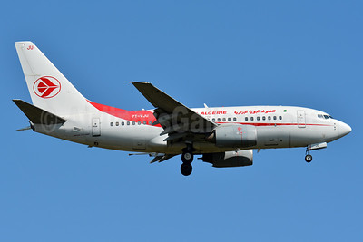 Air Algerie Boeing 737-6D6 7T-VJU (msn 30211) TLS (Paul Bannwarth). Image: 940686.