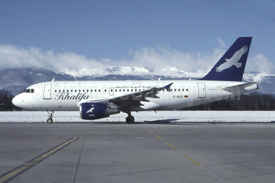 Leased from Lufthansa on July 5, 2001