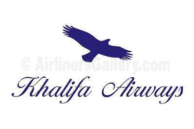 1. Khalifa Airways logo