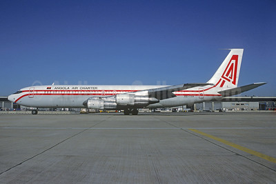 Angola Air Charter Boeing 707-324C D2-TOK (msn 19869) (Christian Volpati Collection). Image: 933567.