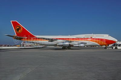 Angola Airlines (TAAG Linhas Aereas de Angola) Boeing 747-312 D2-TEA (msn 23410) CDG (Christian Volpati). Image: 930664.