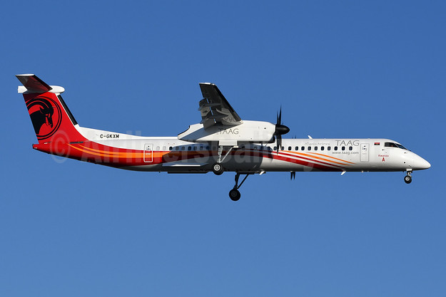 """Kwanza"" in revised livery, to become D2-TFA"