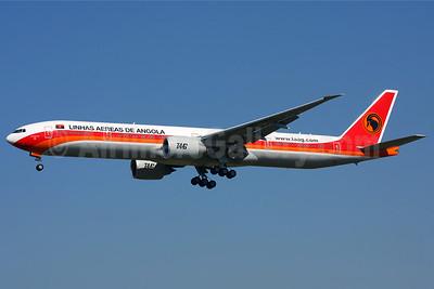 TAAG Angola Airlines (TAAG Linhas Aereas)
