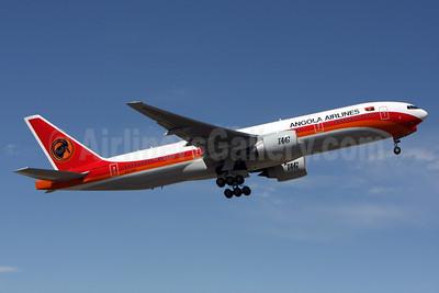 TAAG Angola Airlines (TAAG Linhas Aereas de Angola) Boeing 777-2M2 ER D2-TEF (msn 34567) LIS (Pedro Baptista). Image: 903342,