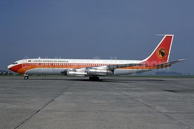 Overran the runway at Luanda on February 8, 1988 (WO)
