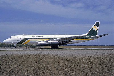 Transafrik International McDonnell Douglas DC-8-21 (F) S9-NAN (msn 45433) (Christian Volpati Collection). Image: 941238.