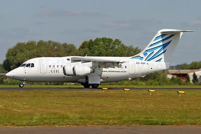 Air Botswana BAe 146-100 A2-ABF (msn E1160) SEN (Keith Burton). Image: 906518.