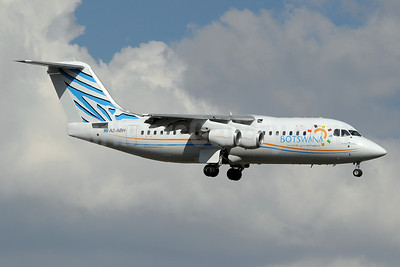 Airline Color Scheme - Introduced 2012