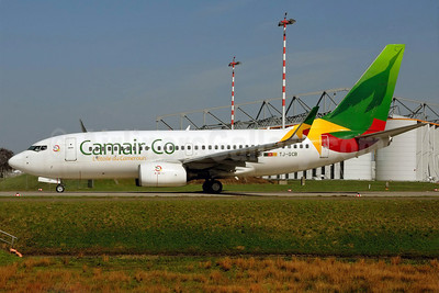 Camair-Co (Cameroon Airlines Corporation) Boeing 737-7BD WL TJ-QCB (msn 33920) HAM (Gerd Beilfuss). Image: 911818.