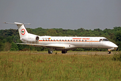 Cameroon Airlines Embraer ERJ 145MP (EMB-145MP) PH-RXA (msn 145216) NTE (Christian Volpati Collection). Image: 922251.