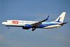 TACV-Cabo Verde Airlines Boeing 737-83N WL D4-CBY (msn 30675) AMS (Karl Cornil). Image: 913607.