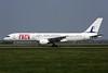 TACV-Cabo Verde Airlines Boeing 757-2Q8 D4-CBP (msn 30045) AMS (Antony J. Best). Image: 903172.