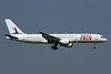 TACV-Cabo Verde Airlines Boeing 757-2Q8 D4-CBP (msn 30045) AMS (Antony J. Best). Image: 903171.