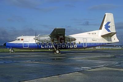Lina Congo Fokker F.27 Mk. 200 TN-ACR (msn 10137) LBG (Christian Volpati). Image: 922430.