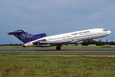 Trans Air Congo-TAC Boeing 727-123 TN-AFZ (msn 19839) PNR (Jacques Guillem). Image: 928108.