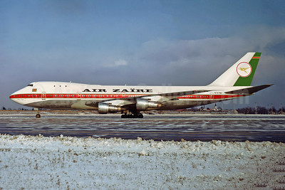 """Mont Hoyo"", leased from Pan Am on November 21, 1973"