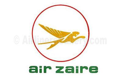 1. Air Zaïre logo