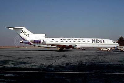 Hewa Bora Airways-HBA Boeing 727-214 9Q-CRS (msn 19687) (Christian Volpati Collection). Image: 946513.