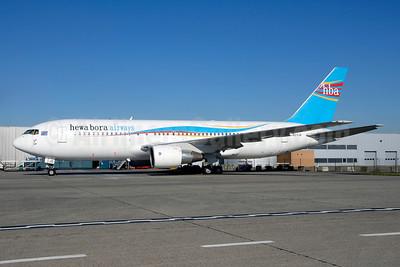 Hewa Bora Airways-HBA