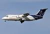 Korongo Airlines (Brussels Airlines) BAe 146-200 OO-MJE (msn E2192) BRU (Karl Cornil). Image: 906008.