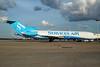 Services Air (Congo) Boeing 727-2S2F N3588W (9Q-CNJ) (msn 22934) CUN (Rurik Enriquez). Image: 901709.