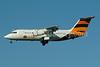 airBC (Brussels Airlines) BAe 146-200 OO-MJE (msn E2192) BRU (Karl Cornil). Image: 905987.