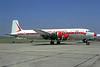 Air Djibouti Douglas DC-6B F-BHMR (msn 43842) LBG (Christian Volpati). Image: 901280.