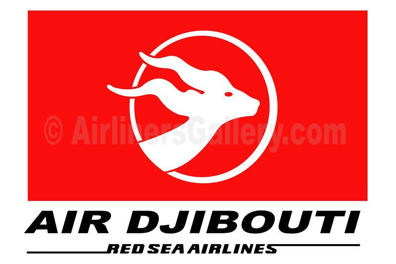 1. Air Djibouti logo