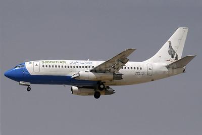 Djibouti Air (2nd)