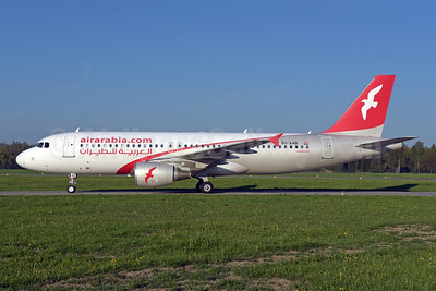 Air Arabia (airarabia.com) (Egypt) Airbus A320-214 SU-AAD (msn 4890) ZRH (Rolf Wallner). Image: 941676.