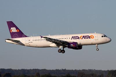 Air Cairo Airbus A320-214 SU-BPV (msn 2966) ZRH (Andi Hiltl). Image: 947728.