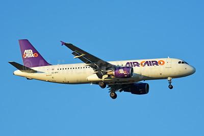 Air Cairo Airbus A320-214 SU-BPV (msn 2966) BSL (Paul Bannwarth). Image: 946630.