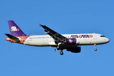 Air Cairo Airbus A320-214 SU-BTM (msn 4320) BSL (Paul Bannwarth). Image: 943000.